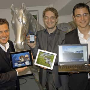 digitale Innovationen CHIO Aachen