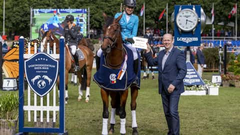 Pferd des Jahres 2018: SAP Hale Bob OLD