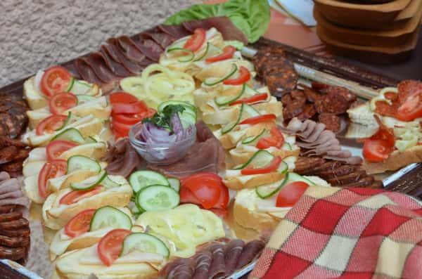 Ungarisches Essen