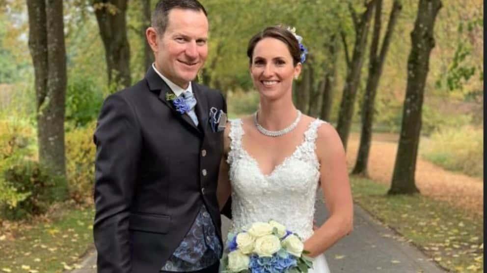 Simone Blum nun auch kirchlich verheiratet - szene - news